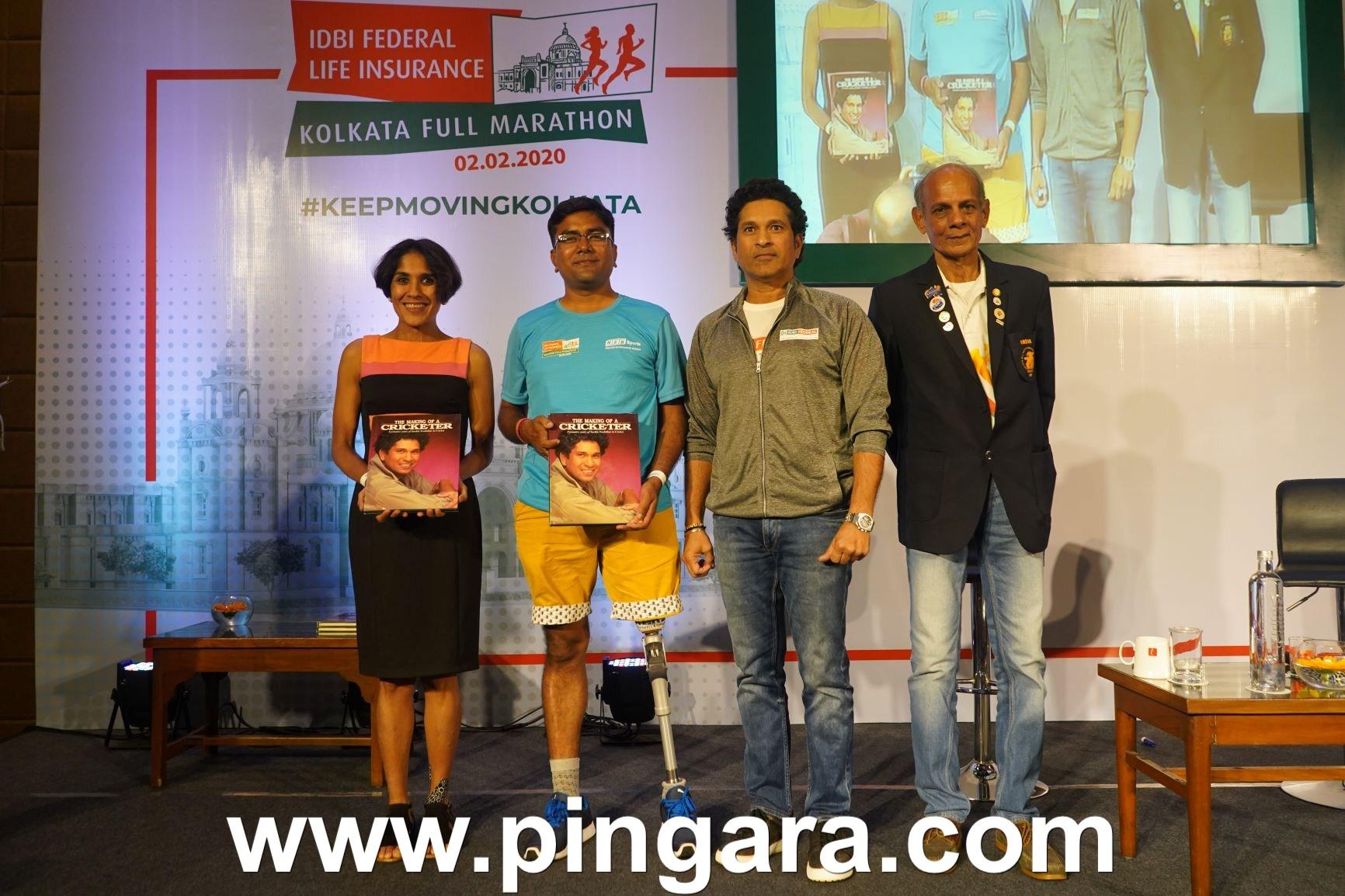 Kolkata: Anubhav, Anjali start as favourites at the IDBI Federal Life Insurance Kolkata Full Marathon 2020
