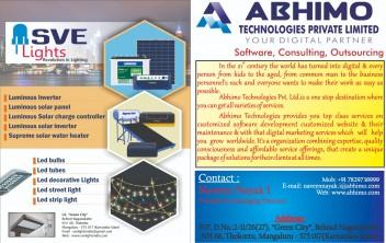 Abhimo Technologies Private Ltd/